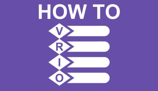 VRIO分析フローチャートの使い方:無料テンプレートあり