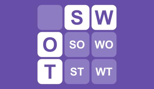 SWOT分析&クロスSWOT分析関連記事まとめ