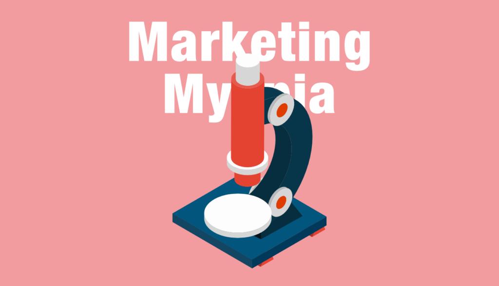 マーケティングマイオピア(Marketing myopia)