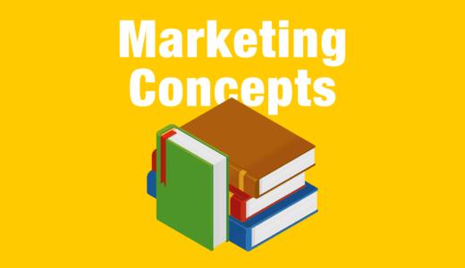 マーケティング・コンセプトとは?5つの志向と歴史の変遷