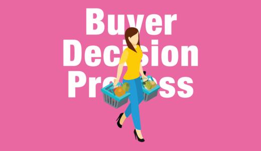 購買意思決定プロセスとは?消費者行動の5段階モデル